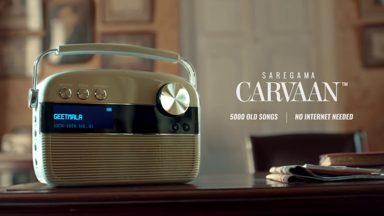 Saregama Carvaan takes the gifting route in latest leg of
