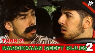 Turk 2 - Marokkaan Geeft Rijles (Seizoen 2, Aflevering 3) - Mertabi