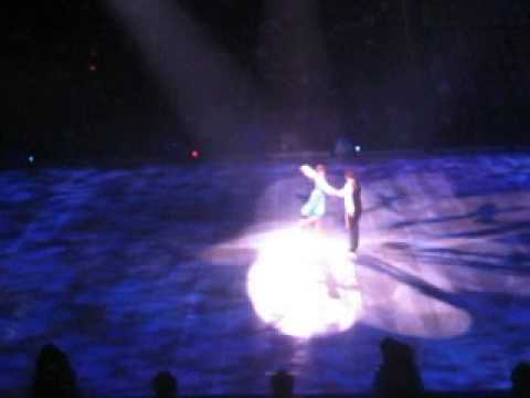 (Oct. 20) Prince and Belle on ice
