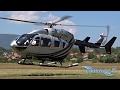 Eurocopter-Kawasaki EC-145 - Close-up at Piket Airfield LDSS Sinj Croatia