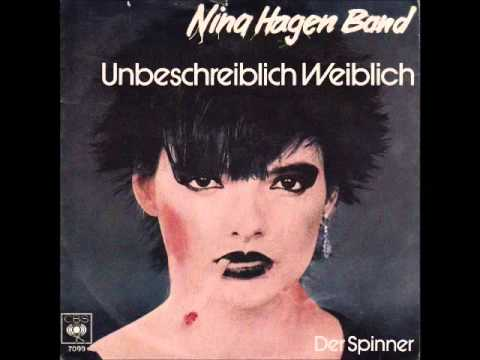 Nina Hagen Der Spinner