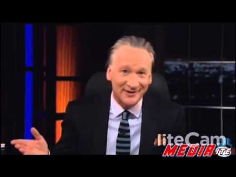 Bill Maher Trashes the Bible Noah Story and Psychotic Mass Murderer God