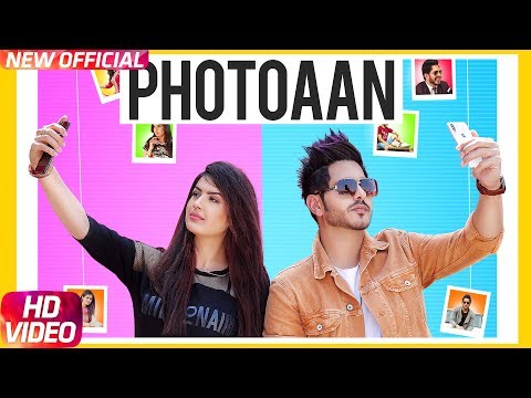 Photoaan | Official Video | Jass Bajwa ft. DJ Flow | Happy Raikoti | Latest Song 2018