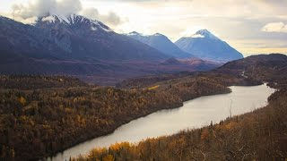 My Alaskan Adventure: Biking Around Eklutna Lake - EP. #149