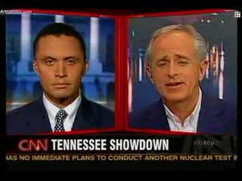Harold Ford Jr. and Bob Corker on CNN
