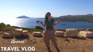 I got attacked by a stray dog in Greece: A Travel Vlog