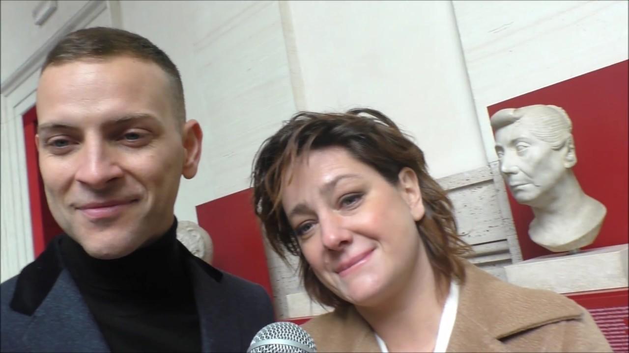 Videointervista Ad Alessandro Borghi E Giovanna Mezzogiorno In Napoli Velata Su Spettacolomania It Youtube
