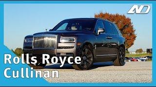 Rolls-Royce Cullinan - ¿Por qué un auto así cuesta tanto? | Primer vistazo