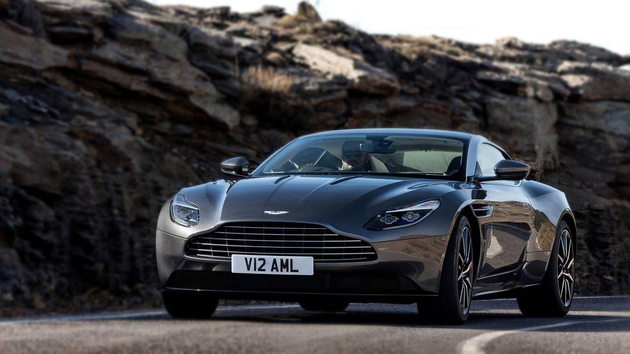 Aston martin vanquish youtube 2016