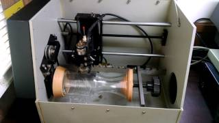 Vision cylindrical engraver part 1