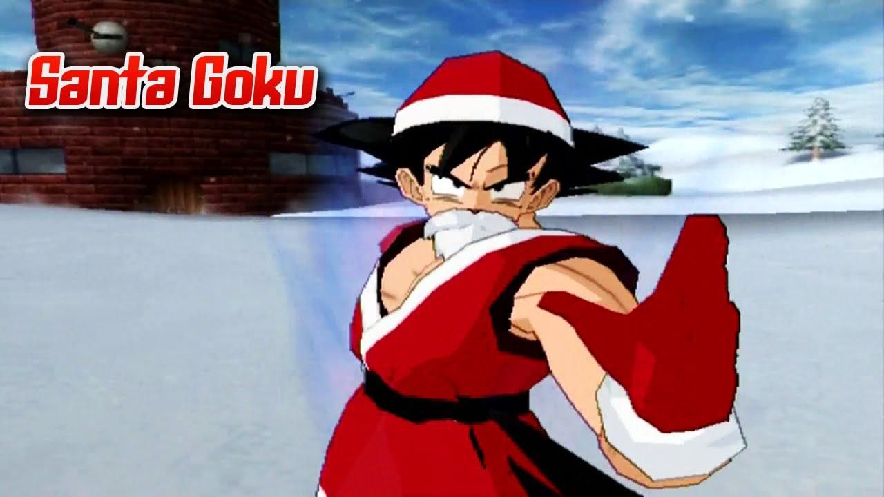 Santa Goku *Christmas Special* | DBZ Budokai Tenkaichi 3 (MOD ...