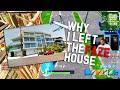 Why I Left The FaZe Fortnite House (serious video)