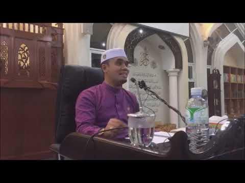 Ustaz Elyas Ismail :  Mudahnya Menghabiskan Pahala