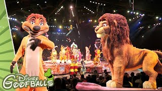 Festival Of The Lion King (Animal Kingdom) - Walt Disney World