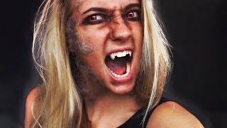 GRIMM - Blutbad / Werewolf Makeup tutorial