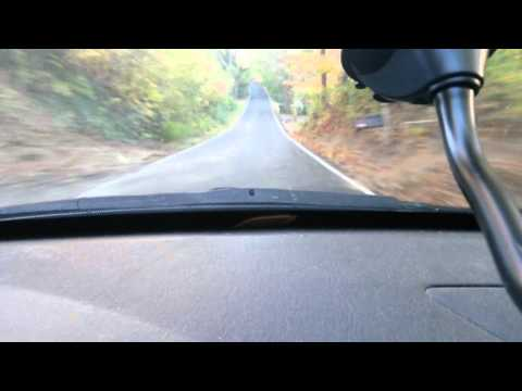 Country roads in Hendricks county.
