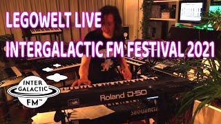 Legowelt Live at Intergalactic FM Festival 2021