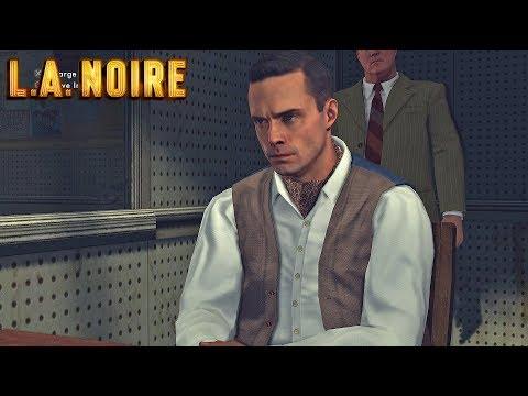 L.A Noire (PS4 Remastered) - #14 The Studio Secretary Murder - 5 Star Walkthrough