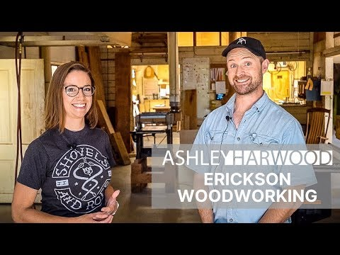 Woodworkers Nerd-out on Chairmaking