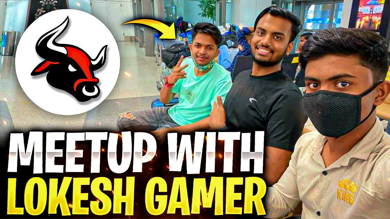 UnGraduate Gamer Lokesh Gamer TwoSide Gamers Collab 🔥 - Garena Free Fire