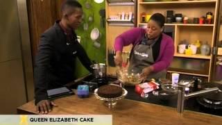 Pick N Pay : Queen Elizabeth Cake (12.7.2013)