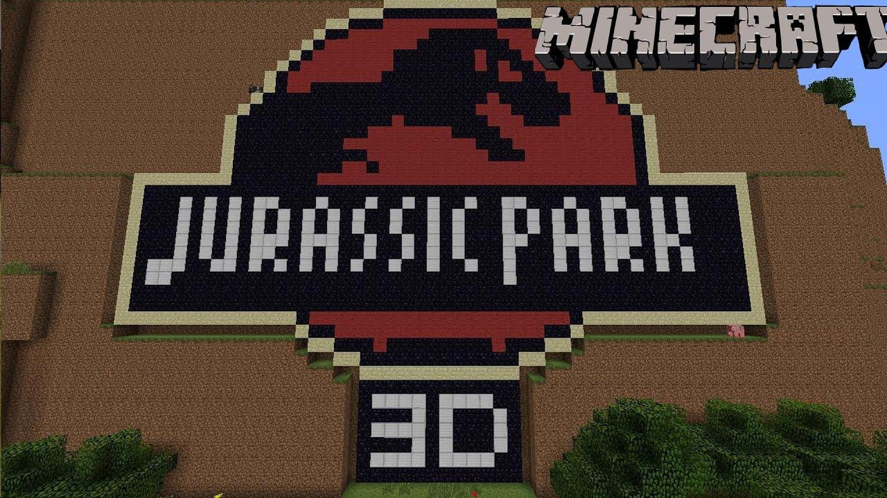 Minecraft xbox 360 worlds jurassic park youtube gumiabroncs Choice Image