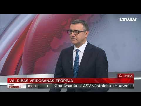 Intervija ar labklājības ministru Jāni Reiru