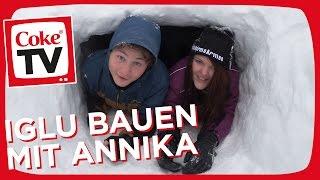 Dner im Auge des Schneesturms | #CokeTVMoment
