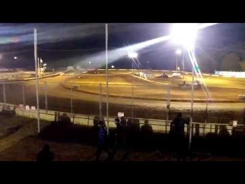 coos bay speedway late model main 9-3-16