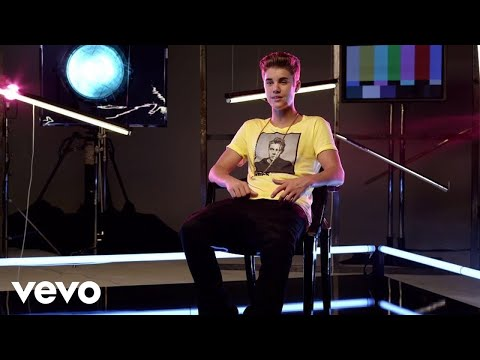 Justin Bieber - #VevoCertified Making Music Videos