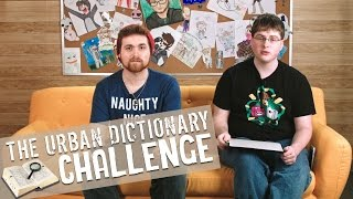 URBAN DICTIONARY CHALLENGE!! w/ Ross and Max