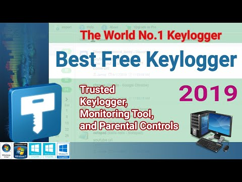 Best Free Keylogger - Windows 7/8/10 - Lite Full Version 2019