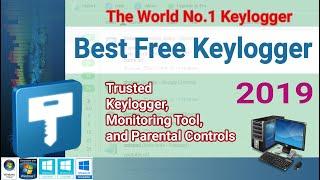 Best Free Keylogger Windows 7 8 10 Lite Full Version 2019