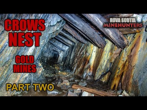 Ep.30 The Abandoned CROWS NEST GOLD MINE - Part 2