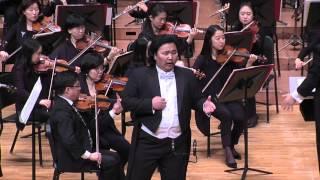 160326 Amartuvshin Enkhbat Final Round 1st, 12th Seoul International Music Competition