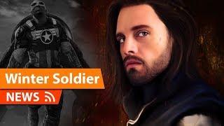 Sebastian Stan talks Winter Soldier Prequel, Future & More