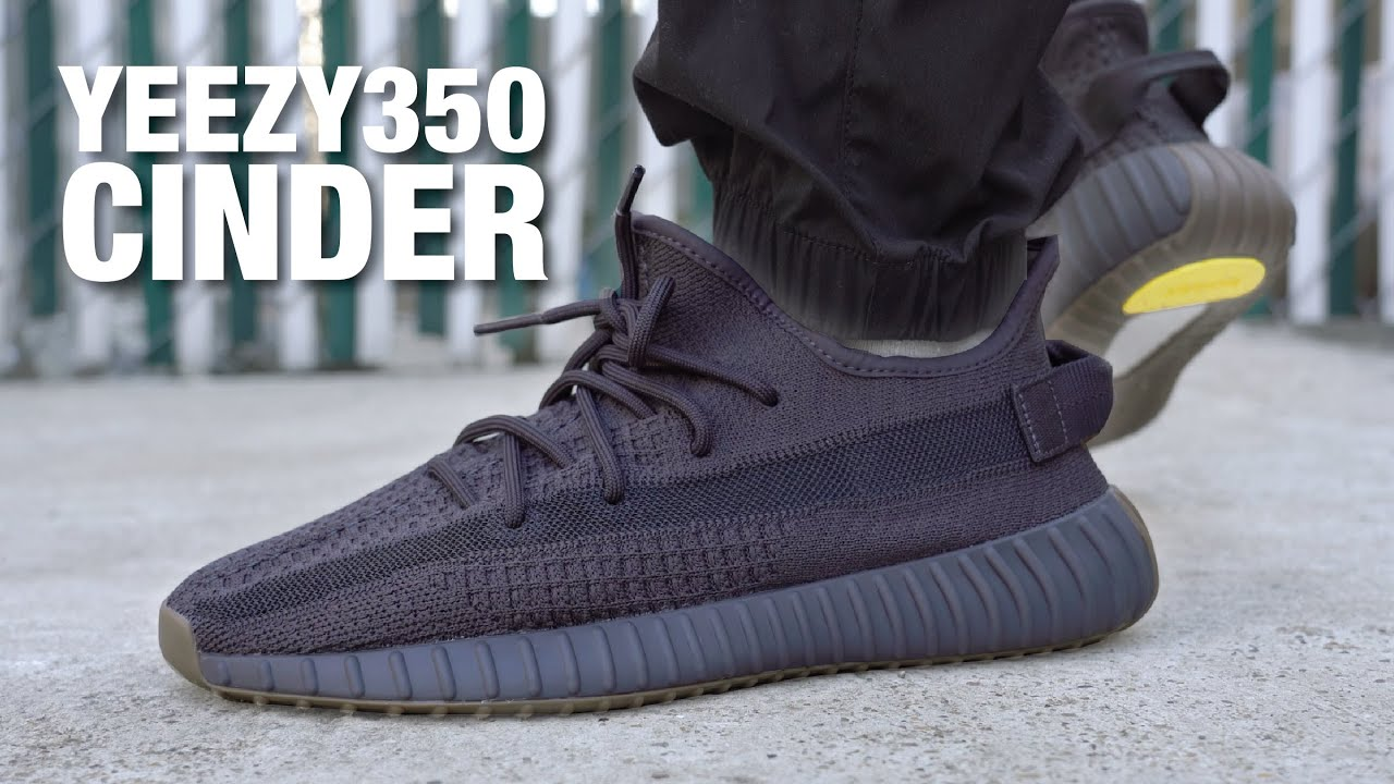 adidas yeezy boost 350 v2 'cinder' 2020
