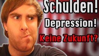 SCHULDEN! DEPRESSION! KEINE ZUKUNFT? - 5 Jahre MrTrashpack