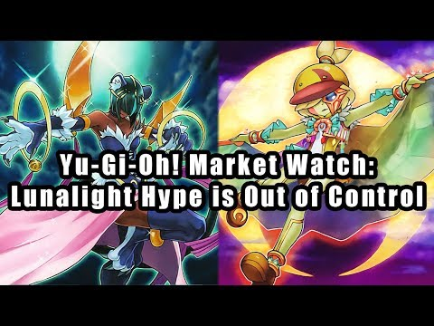 Yu-Gi-Oh! Market Watch: Lunalight Hype is Out of Control