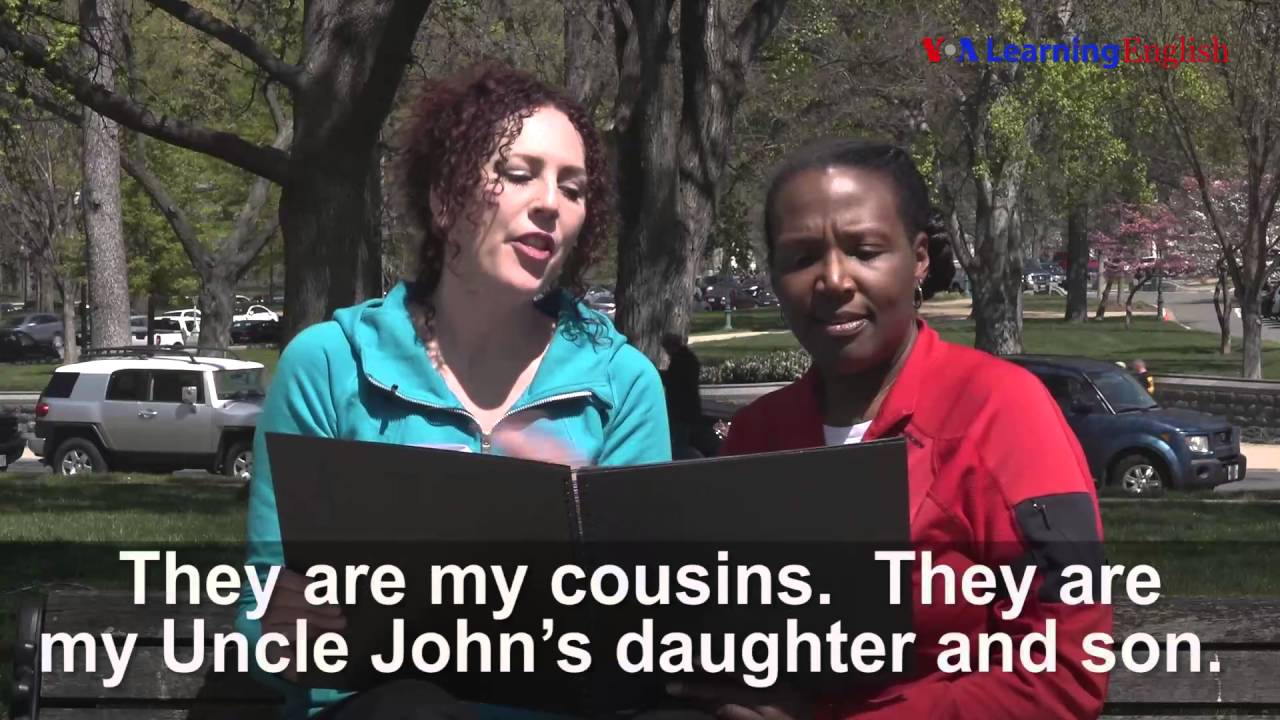 Let's Learn English Lesson 12: Meet My Family