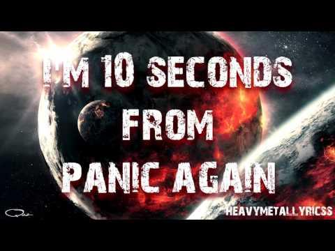 Cult To Follow - 10 Seconds From Panic (Lyrics)