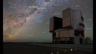 Big Telescope Being Prepared for Alpha Centauri Planet Search   Video