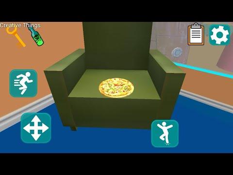 Squid Neighbor Sponge's Escape Gameplay Level 10