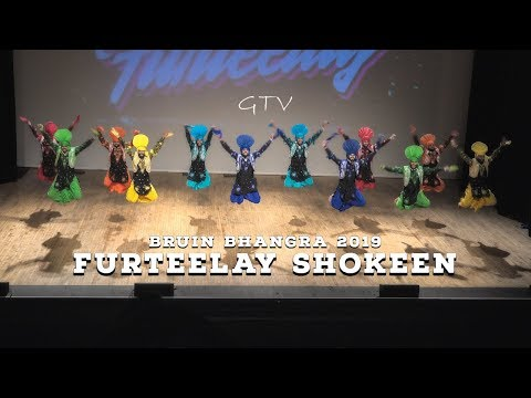 Furteelay Shokeen – Bruin Bhangra 2019