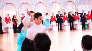 (財)日本ボールルームダンス連盟(JBDF)主催 第34回日本インターナ...