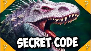 What did the INDOMINUS REX say to BLUE and the RAPTORS