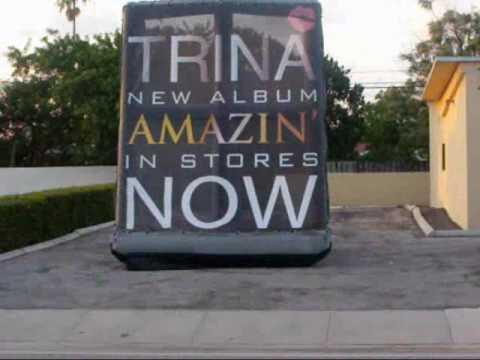 Trina's Amazin' Album Release Guerilla Marketing Vol. I.wmv