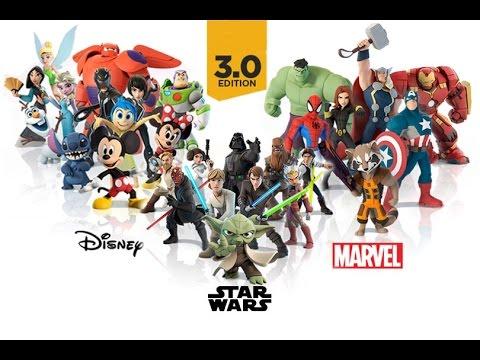 Disney Infinity 3.0 Прохождение на русском Часть 1