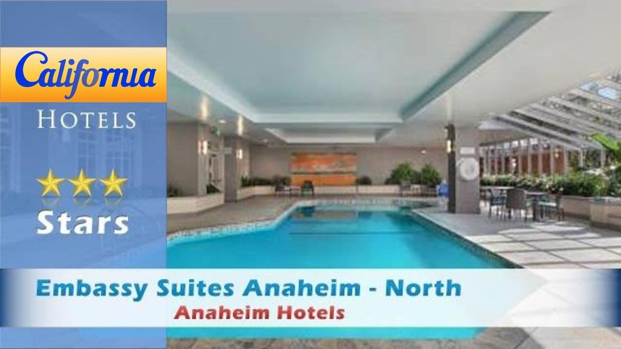 Embassy Suites Anaheim - North, Anaheim Hotels - California - YouTube