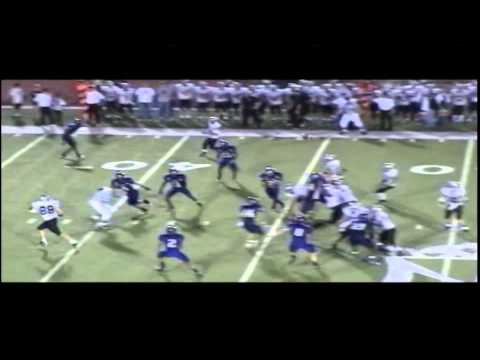 Clark Cougar Football - 2008 - The Best Ever - Northside Independent School District